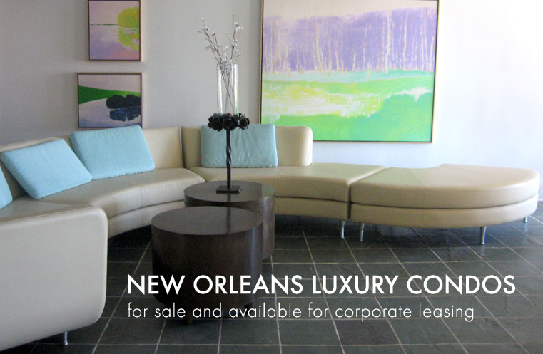 Executive or luxury Rentals